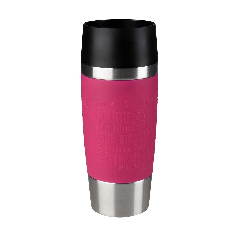 emsa thermobecher travel mug 0 36l in pink bei kodi kaufen kodi onlineshop. Black Bedroom Furniture Sets. Home Design Ideas