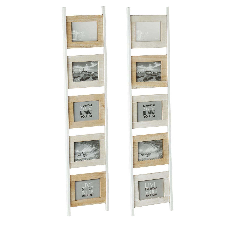 bilderrahmen holz fur mehrere bilder. Black Bedroom Furniture Sets. Home Design Ideas