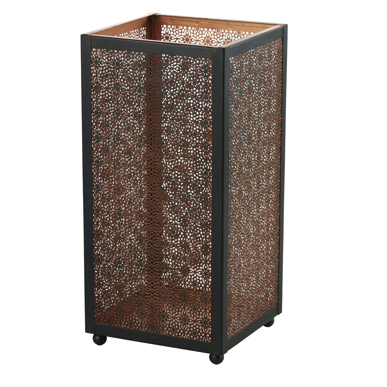 metall windlicht blume bei kodi kaufen kodi onlineshop. Black Bedroom Furniture Sets. Home Design Ideas