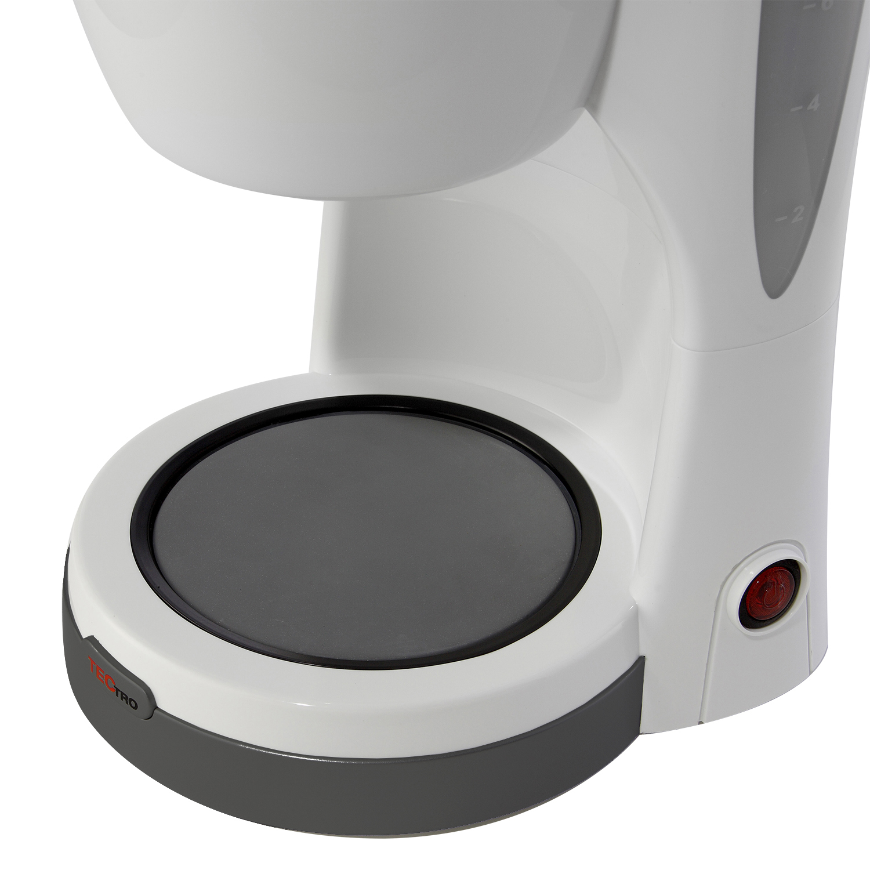 TecTro Kaffeemaschine in Weiß bei KODi kaufen  KODi