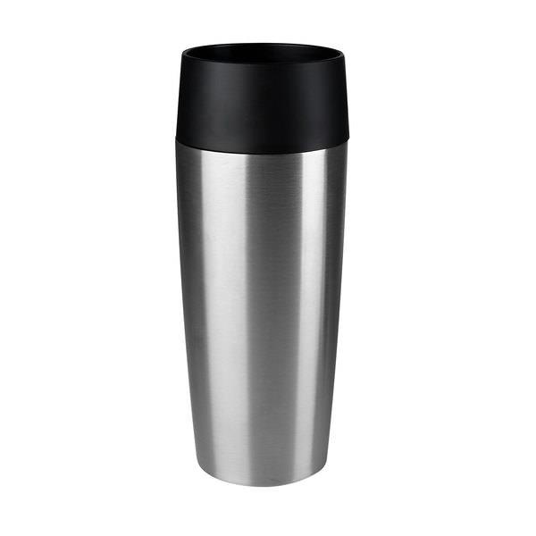 emsa Emsa Thermobecher Travel Mug 0,36L gebürsteter Edelstahl