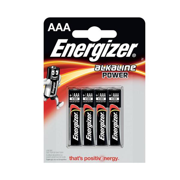 Energizer Energizer Batterien (AAA)