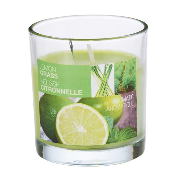 Bolsius Duftkerze im Glas - Lemongras