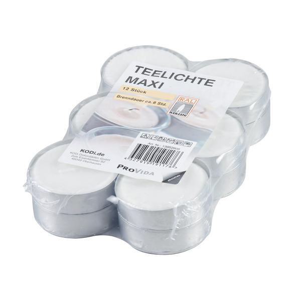 Provida Maxi-Teelichte