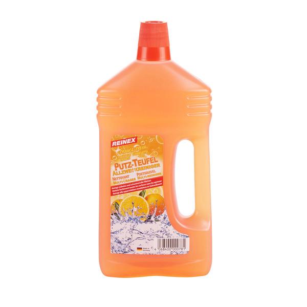 """Reinex Reinex Allzweckreiniger Putz-Teufel """"Orange"""""""