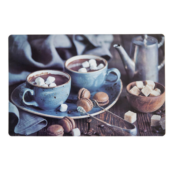 "Tischset ""Kaffeetassen"""