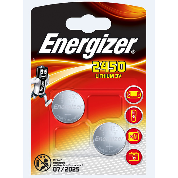 Energizer Energizer Knopfzellen