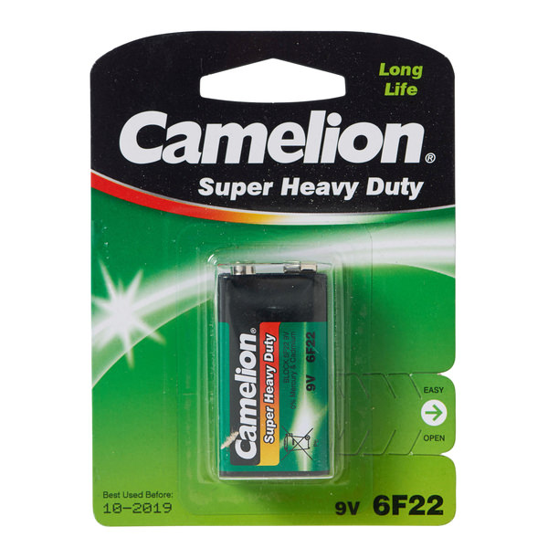 Camelion Camelion Batterie E-Block - Super Heavy Duty