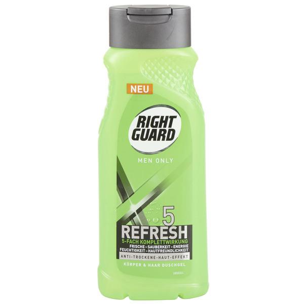 RightGuard Right Guard Duschgel für Körper & Haar