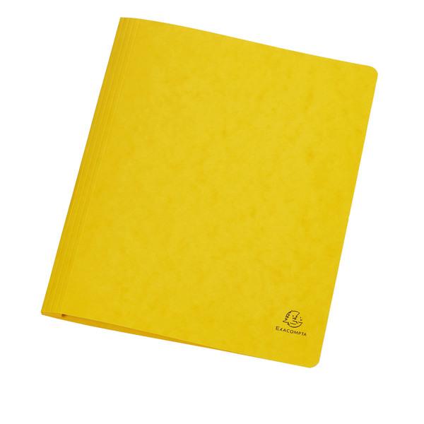 Schnellhefter in Gelb
