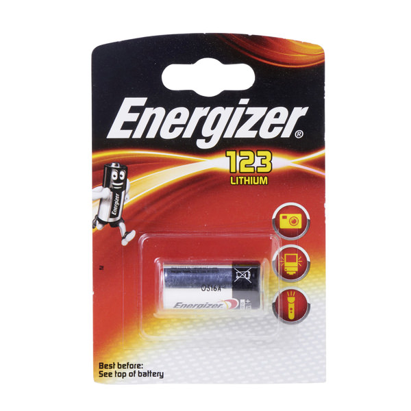 Energizer Energizer Batterie - Lithium Photo