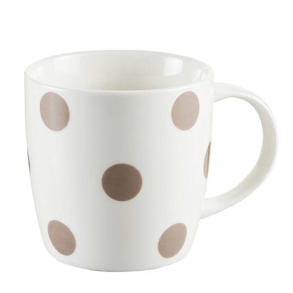 "Kaffeebecher ""Große Punkte"""