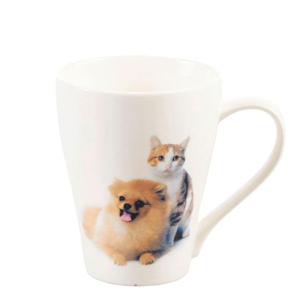 """Tasse """"Hund & Katze"""""""