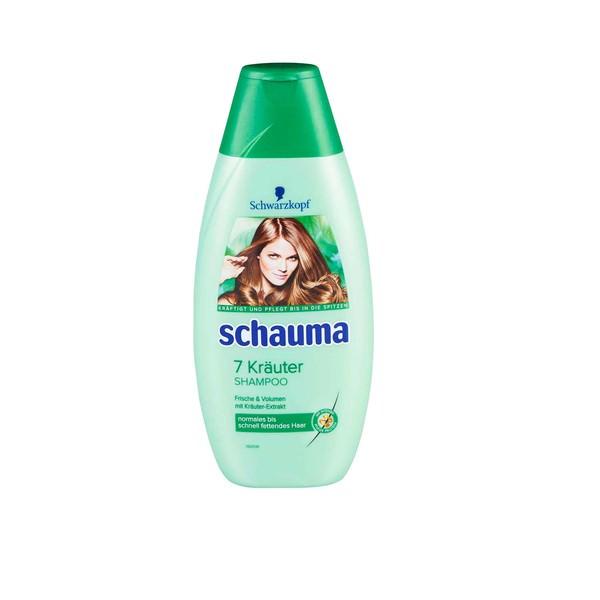 """Schauma Shampoo """"7 Kräuter"""""""