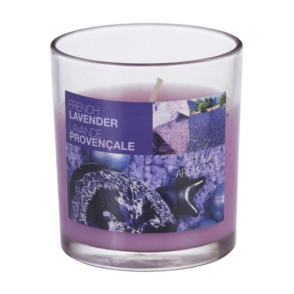 Bolsius Duftkerze im Glas - Lavendel