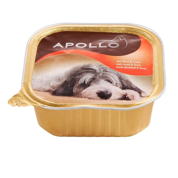 Pastete Rind &Leber für Hunde