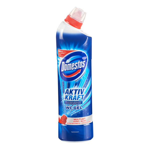 Domestos Domestos WC-Gel Aktiv Kraft Ocean Fresh