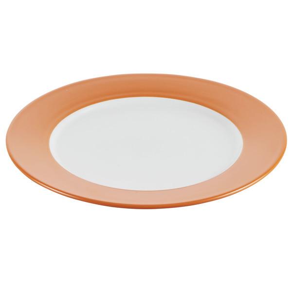 """Dessertteller """"Colori"""" in Orange"""
