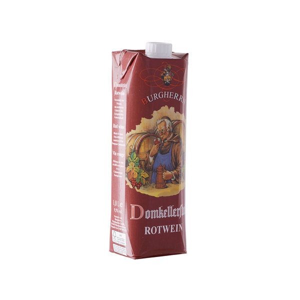 Tafelwein Domkellerstolz Rot