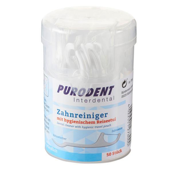 Purodent Zahnseidesticks