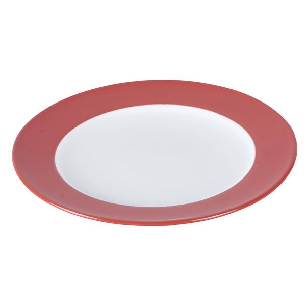 "Dessertteller ""Colori"" in Rot"