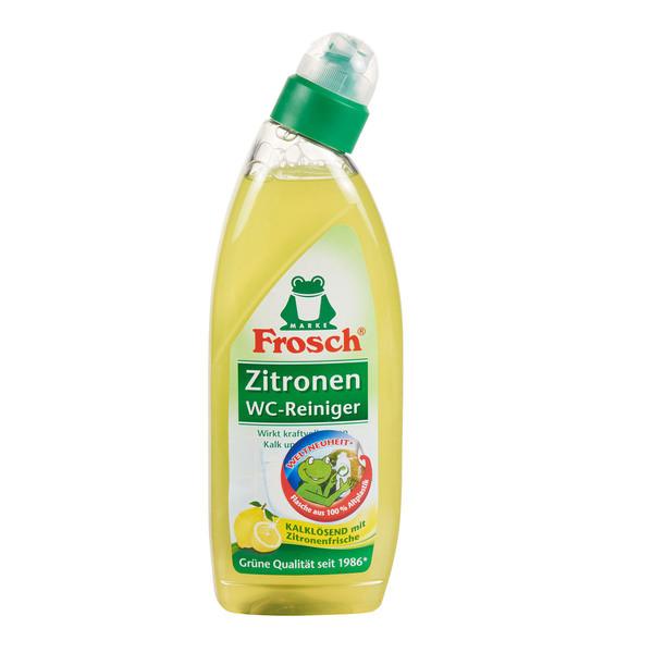 Frosch Frosch Zitronen-WC-Reiniger