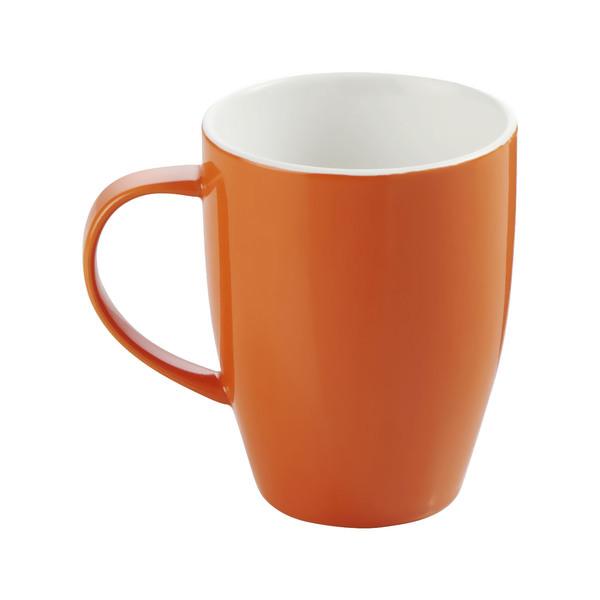 "Kaffeebecher ""Colori"" in Orange"