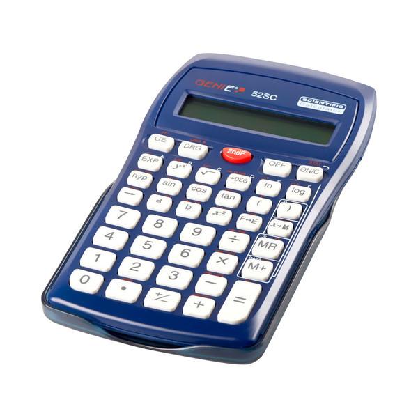 """GENIE Taschenrechner """"Genie 52SC"""""""