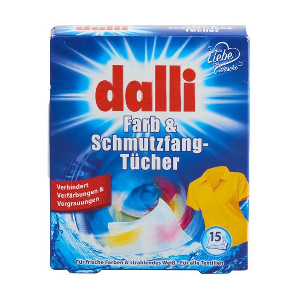 my dalli Dalli Farb- & Schmutzfangtücher