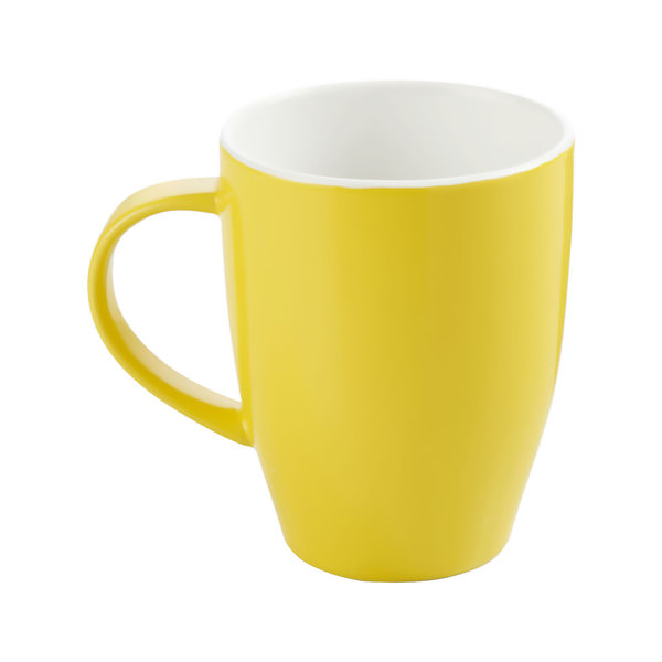 "Kaffeebecher ""Colori"" in Gelb"