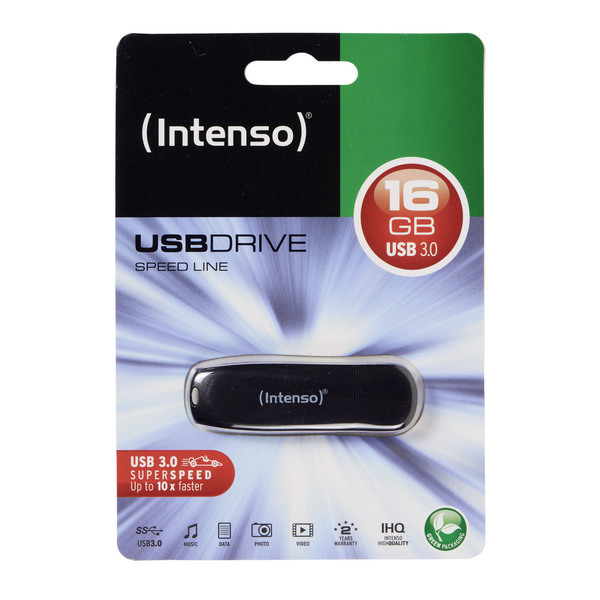 "Intenso Intenso USB-Stick ""Speed Line"""
