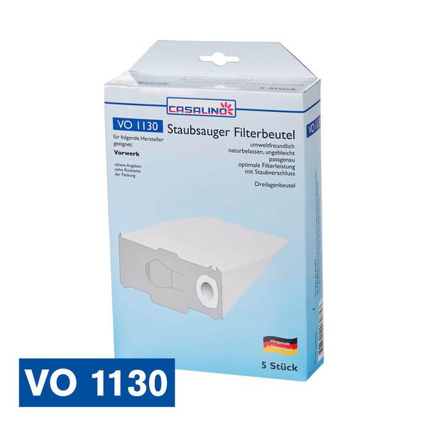 Casalino Staubsauger Filterbeutel VO 1130