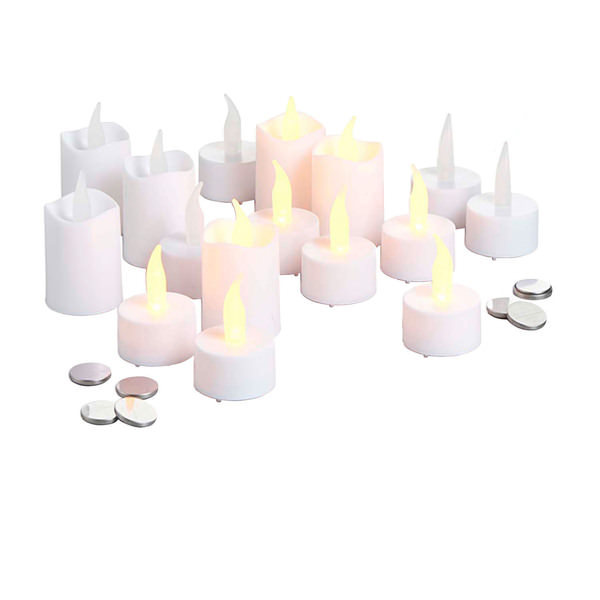 Provida LED-Teelicht-Set