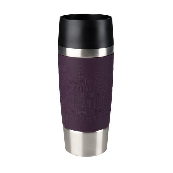 emsa Emsa Thermobecher Travel Mug 0,36L in Brombeere