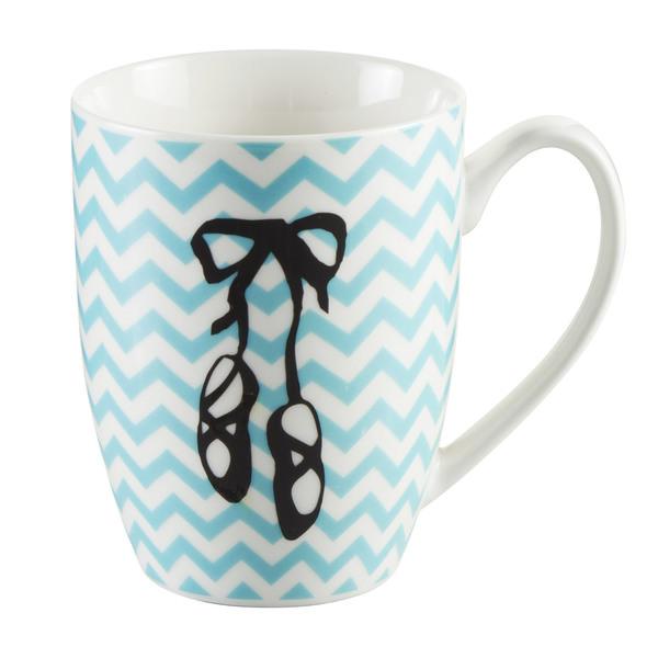 """Kaffeebecher """"Balletschuh"""""""