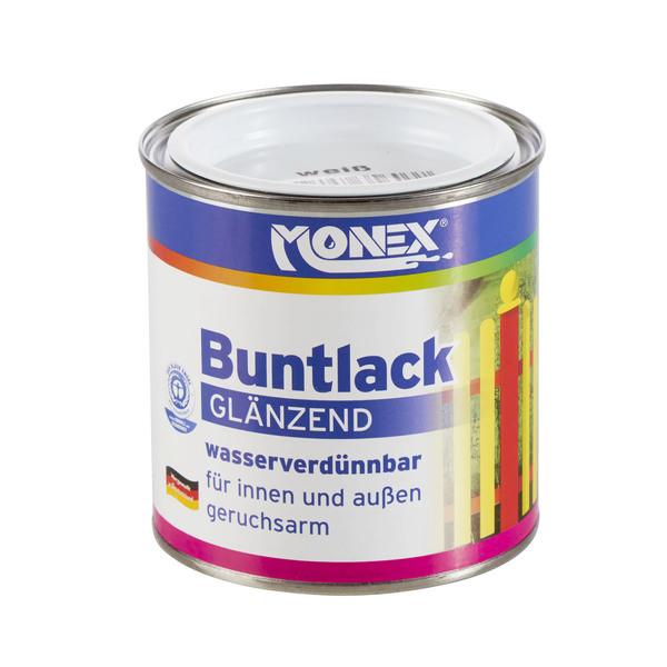 Monex Monex Buntlack in Weiss