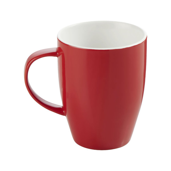 "Kaffeebecher ""Colori"" in Rot"