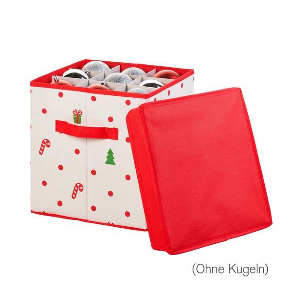 aufbewahrungsbox f r weihnachtskugeln bei kodi kaufen