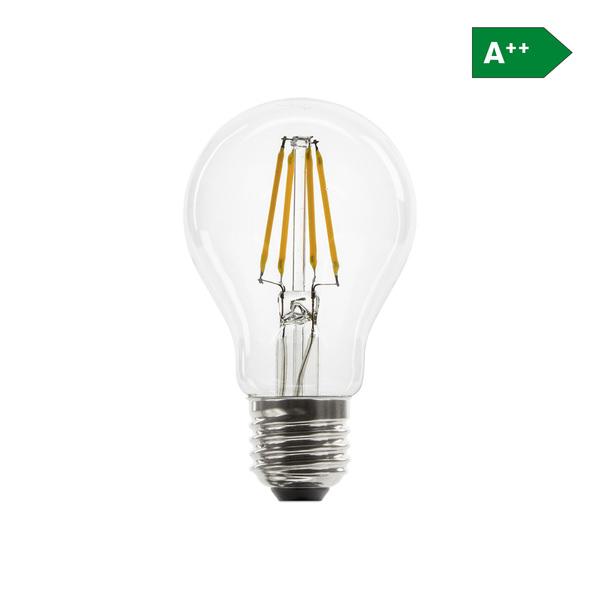 KODi Filament-LED-Leuchtmittel - Birnenform