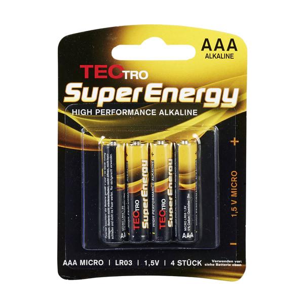 Tectro TecTro AAA Micro Batterien