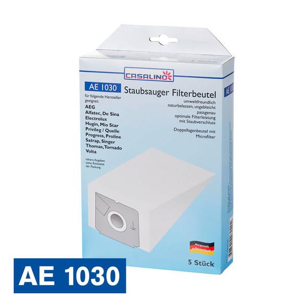 Casalino Staubsauger Filterbeutel AE 1030