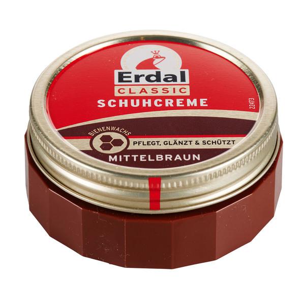 Erdal Erdal Schuhcreme - Mittelbraun