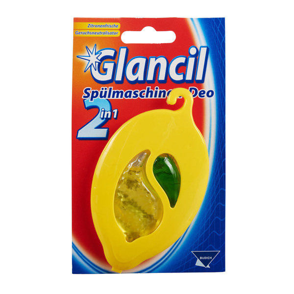 Glancil Glancil Spülmaschinen-Deo 2in1
