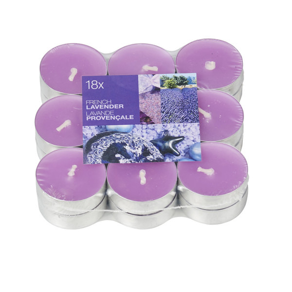 Bolsius Duft-Teelichter - Lavendel