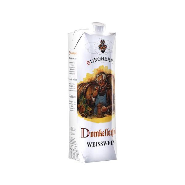 Tafelwein Domkellerstolz Weiß