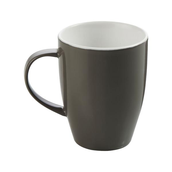"Kaffeebecher ""Colori"" in Dunkelgrau"
