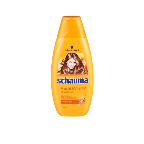 "Schauma Shampoo ""Frucht & Vitamin"""