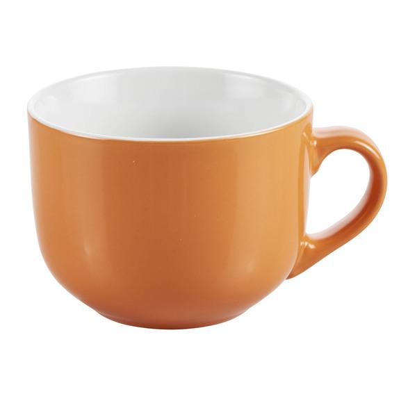 "Jumbobecher ""Colori"" in Orange"