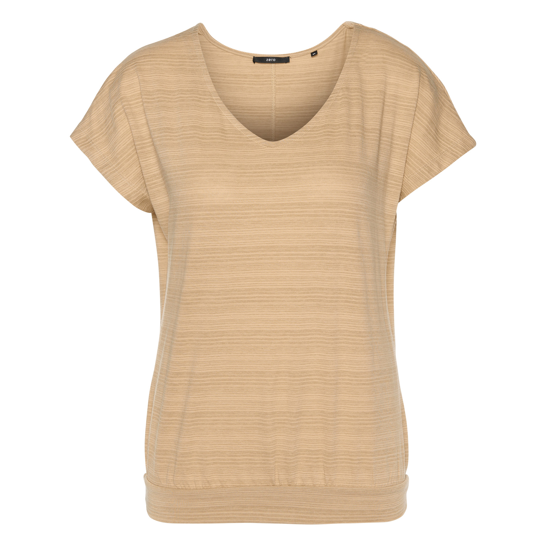 Shirt in Oversize-Schnittform sand-m
