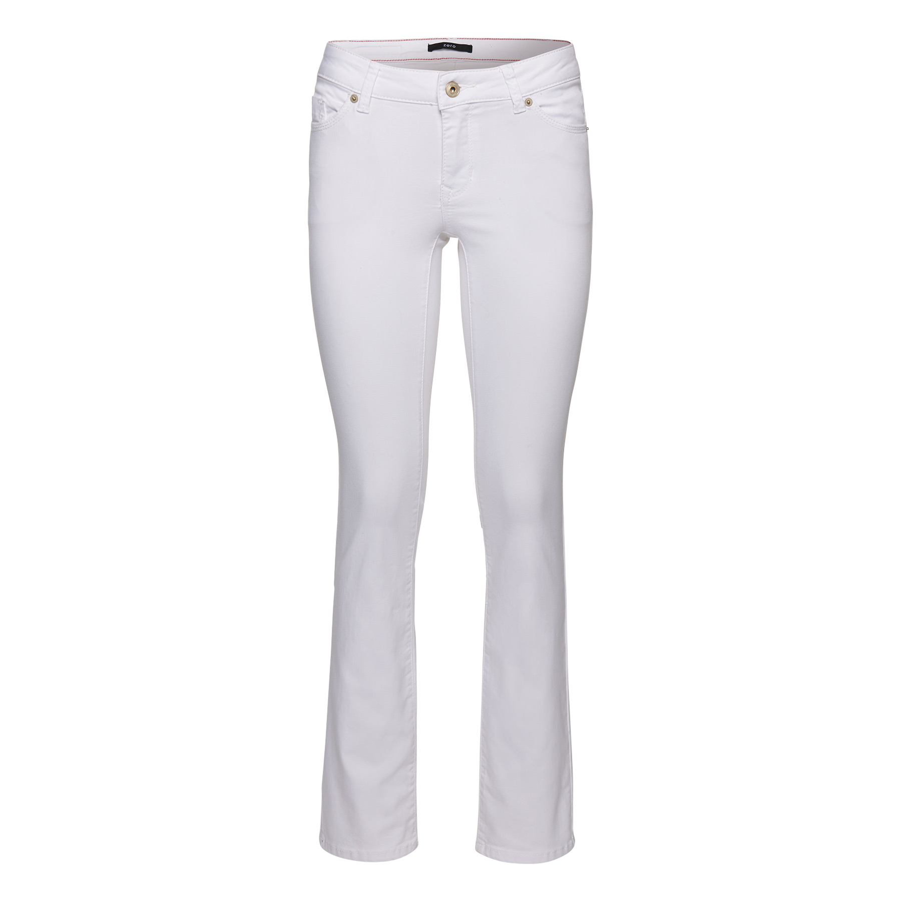Slim Fit Jeans Seattle, 32 inch white